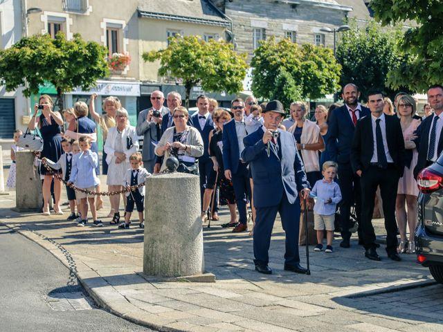 Le mariage de Gwénaël et Audrey à Guer, Morbihan 52