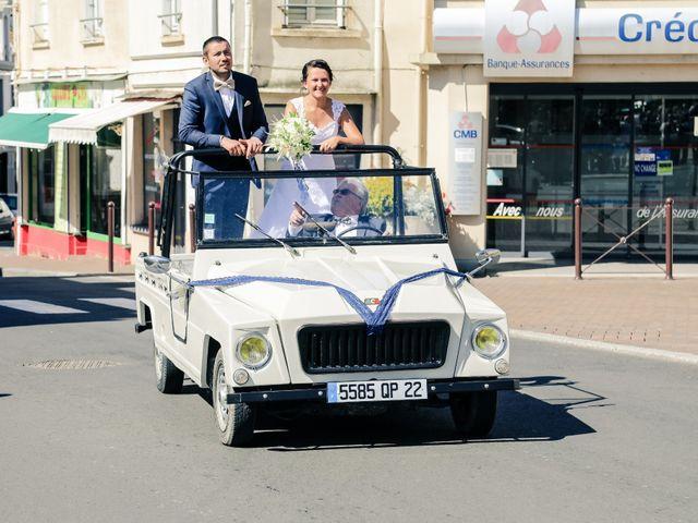 Le mariage de Gwénaël et Audrey à Guer, Morbihan 53
