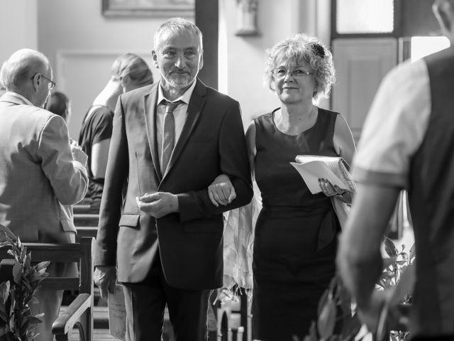 Le mariage de Gwénaël et Audrey à Guer, Morbihan 56