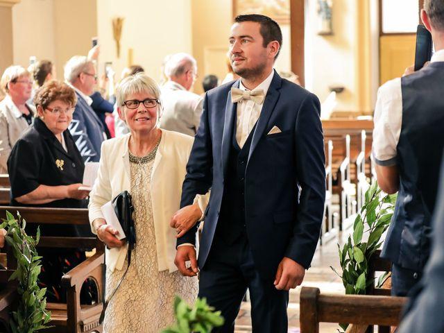 Le mariage de Gwénaël et Audrey à Guer, Morbihan 57