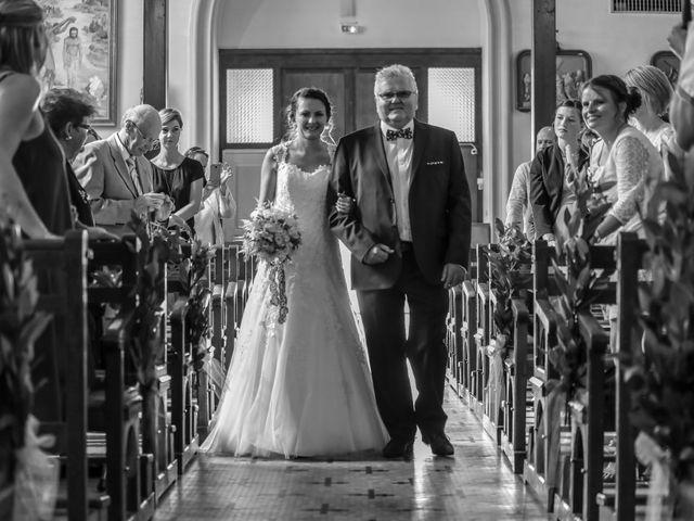 Le mariage de Gwénaël et Audrey à Guer, Morbihan 59