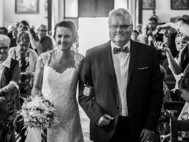 Le mariage de Gwénaël et Audrey à Guer, Morbihan 60