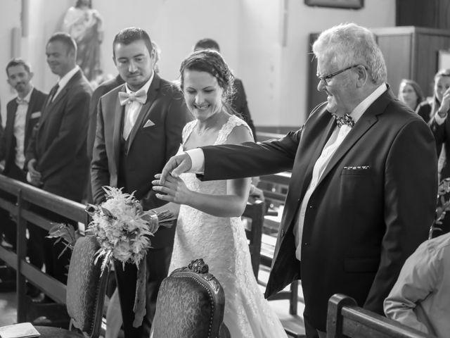 Le mariage de Gwénaël et Audrey à Guer, Morbihan 61