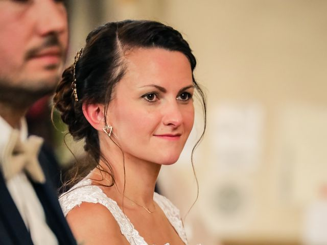Le mariage de Gwénaël et Audrey à Guer, Morbihan 75