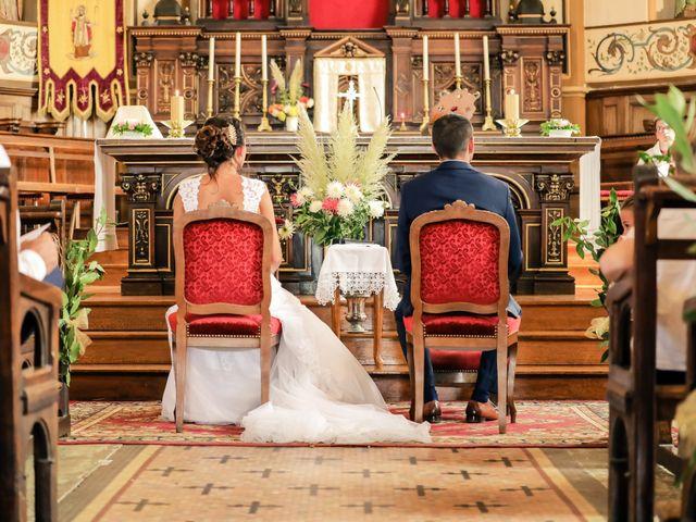 Le mariage de Gwénaël et Audrey à Guer, Morbihan 83
