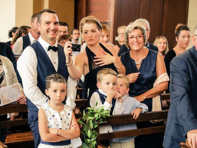 Le mariage de Gwénaël et Audrey à Guer, Morbihan 90