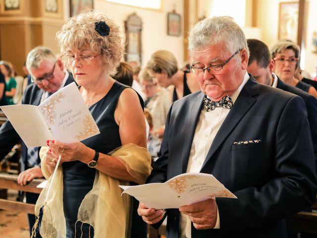 Le mariage de Gwénaël et Audrey à Guer, Morbihan 99