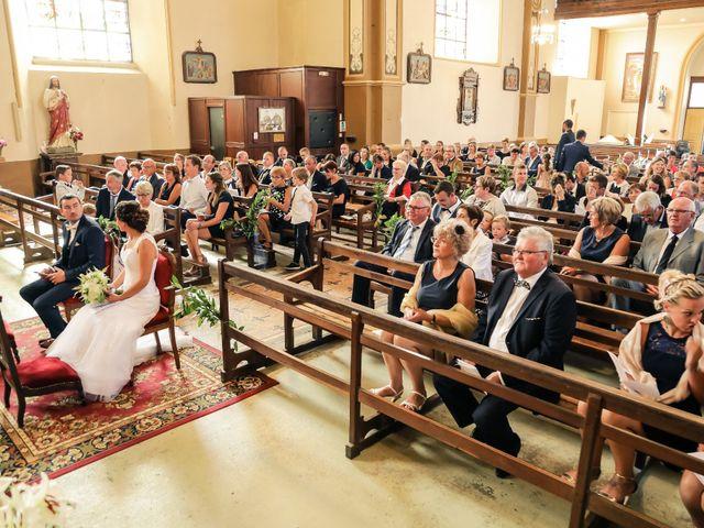 Le mariage de Gwénaël et Audrey à Guer, Morbihan 100