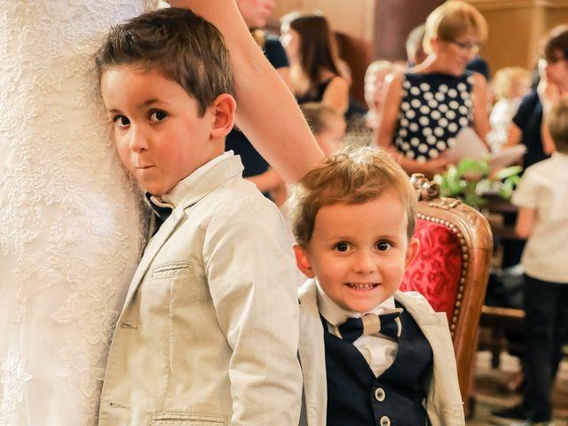 Le mariage de Gwénaël et Audrey à Guer, Morbihan 105
