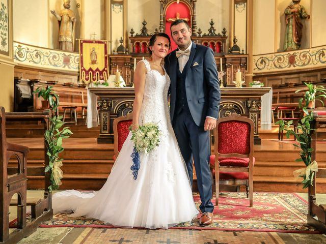 Le mariage de Audrey et Gwénaël