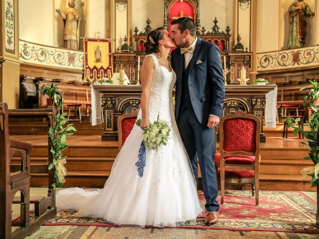Le mariage de Gwénaël et Audrey à Guer, Morbihan 114