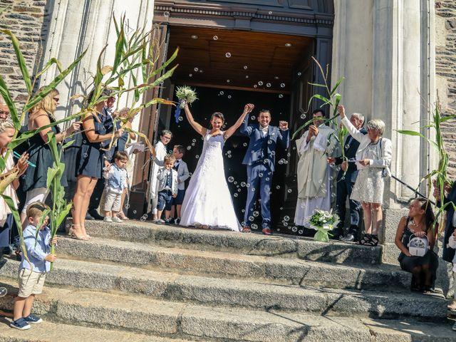 Le mariage de Gwénaël et Audrey à Guer, Morbihan 116