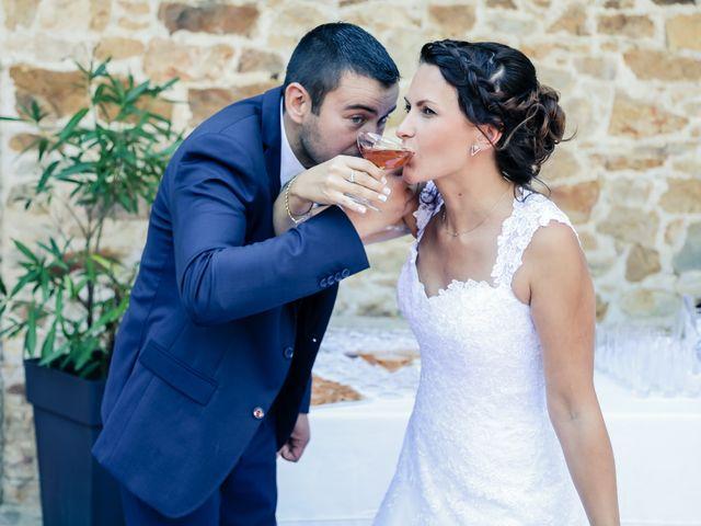 Le mariage de Gwénaël et Audrey à Guer, Morbihan 124