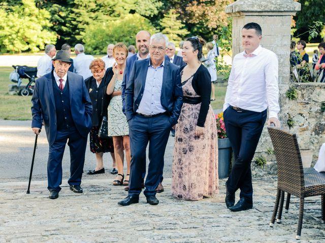 Le mariage de Gwénaël et Audrey à Guer, Morbihan 125