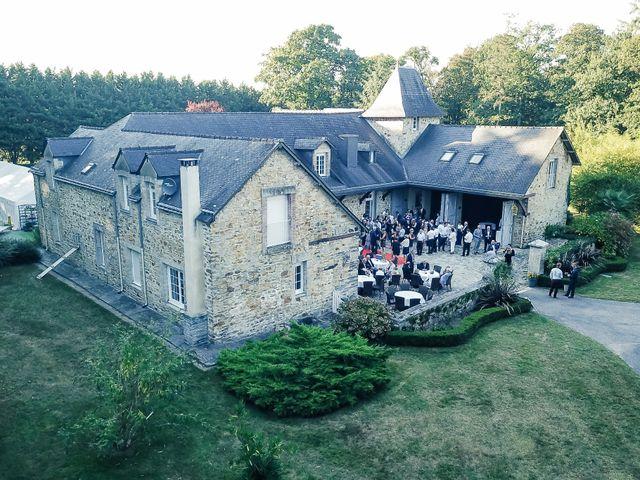 Le mariage de Gwénaël et Audrey à Guer, Morbihan 127