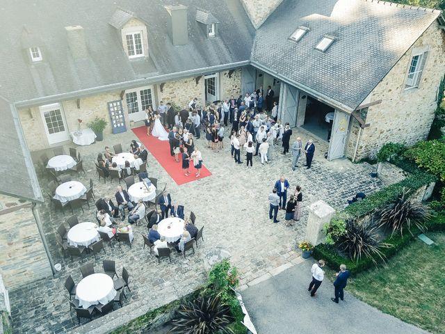 Le mariage de Gwénaël et Audrey à Guer, Morbihan 128
