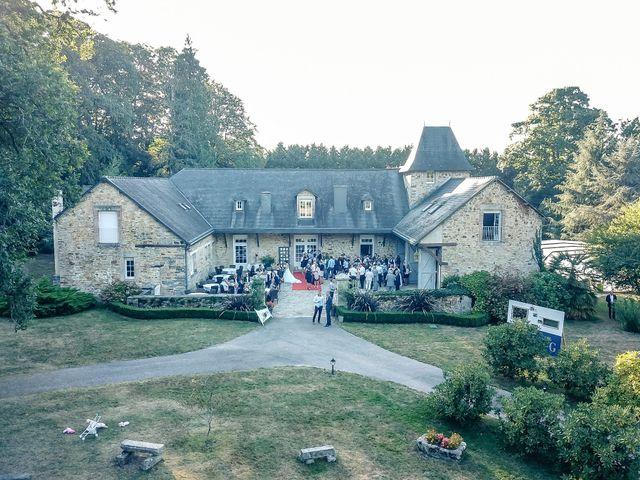 Le mariage de Gwénaël et Audrey à Guer, Morbihan 129