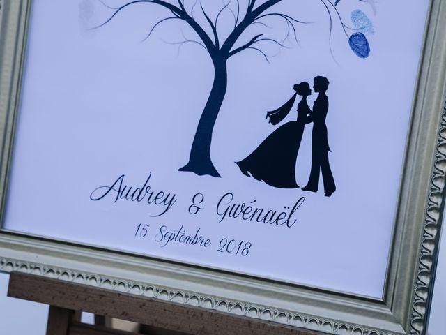 Le mariage de Gwénaël et Audrey à Guer, Morbihan 139