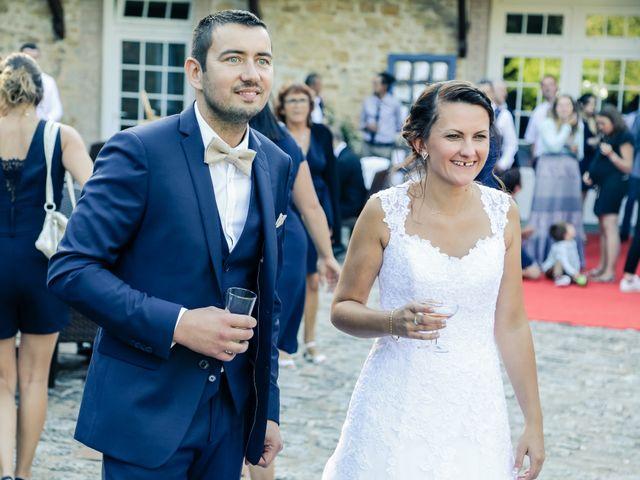 Le mariage de Gwénaël et Audrey à Guer, Morbihan 147