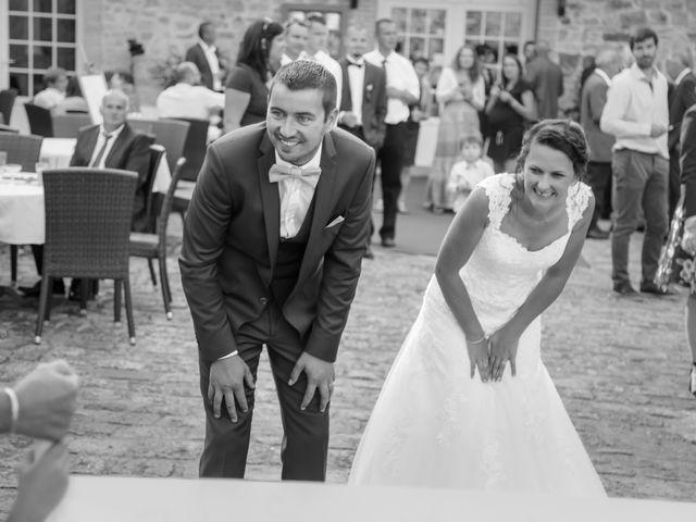 Le mariage de Gwénaël et Audrey à Guer, Morbihan 150