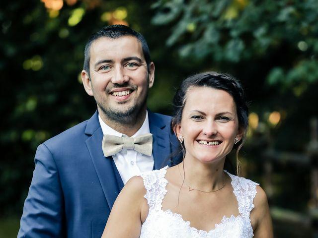 Le mariage de Gwénaël et Audrey à Guer, Morbihan 157