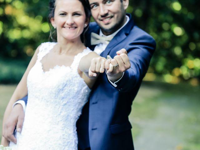 Le mariage de Gwénaël et Audrey à Guer, Morbihan 160