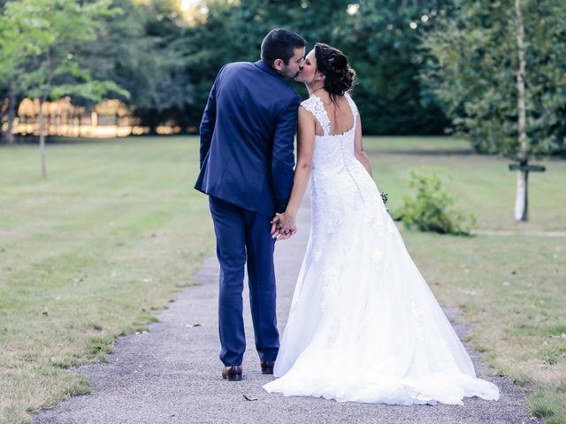 Le mariage de Gwénaël et Audrey à Guer, Morbihan 164