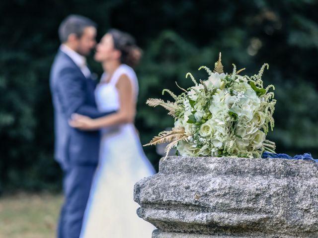 Le mariage de Gwénaël et Audrey à Guer, Morbihan 165