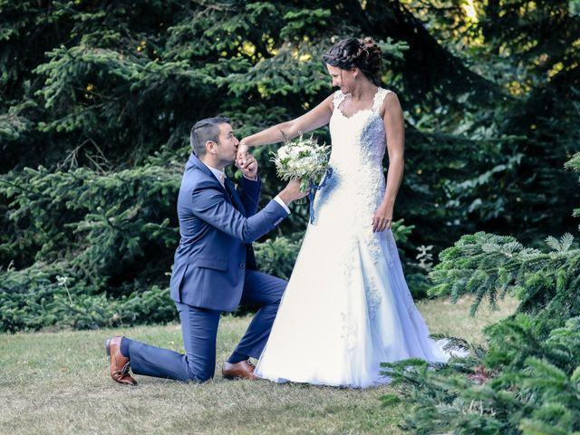 Le mariage de Gwénaël et Audrey à Guer, Morbihan 171