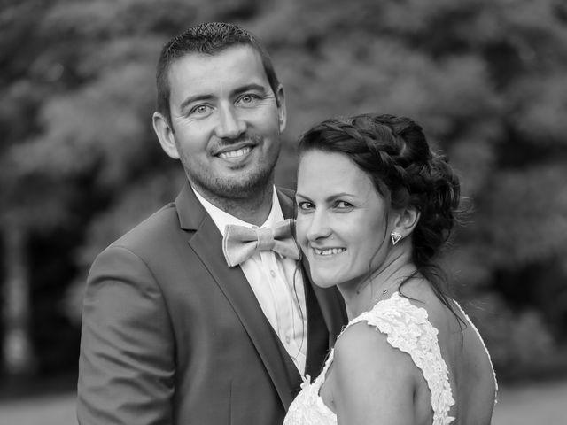 Le mariage de Gwénaël et Audrey à Guer, Morbihan 173