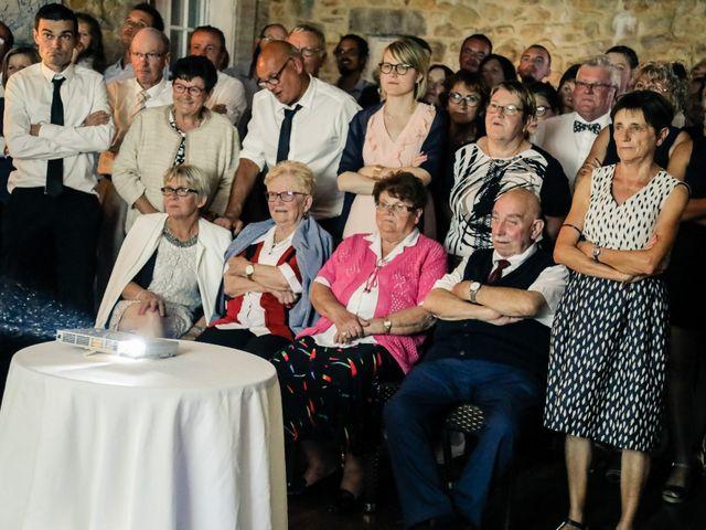 Le mariage de Gwénaël et Audrey à Guer, Morbihan 203
