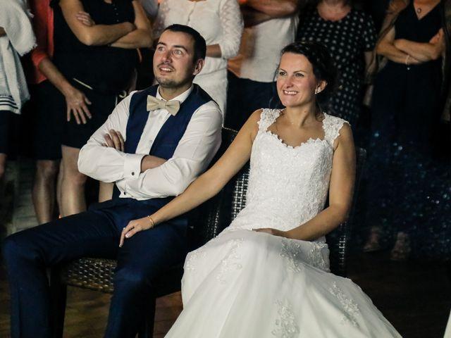 Le mariage de Gwénaël et Audrey à Guer, Morbihan 204