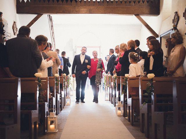 Le mariage de Nadir et Aurélie à Excideuil, Dordogne 3