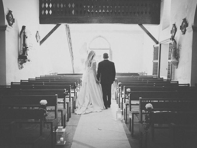 Le mariage de Nadir et Aurélie à Excideuil, Dordogne 18