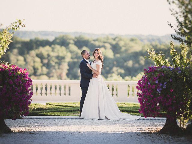 Le mariage de Nadir et Aurélie à Excideuil, Dordogne 1
