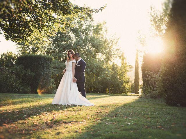 Le mariage de Nadir et Aurélie à Excideuil, Dordogne 2