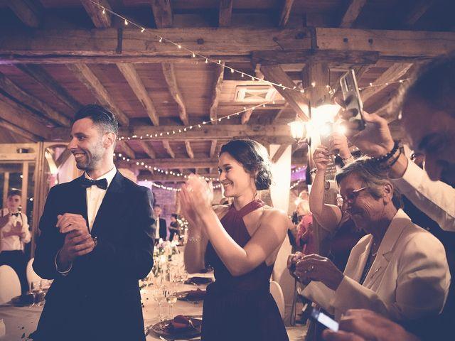Le mariage de Nadir et Aurélie à Excideuil, Dordogne 39