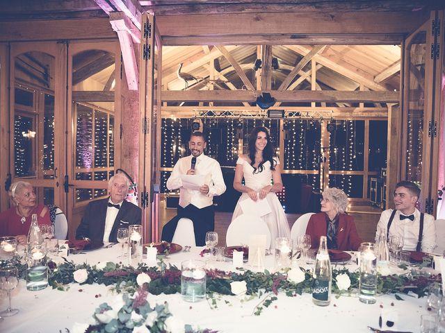 Le mariage de Nadir et Aurélie à Excideuil, Dordogne 41