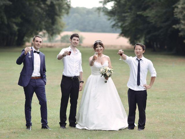 Le mariage de Junior et Sonia à La Houssoye, Oise 18