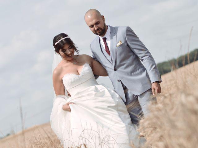 Le mariage de Junior et Sonia à La Houssoye, Oise 21