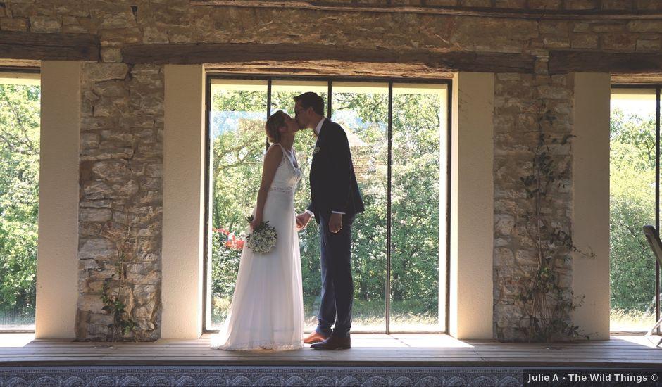 Le mariage de Rémi et Anaïck à Cahors, Lot