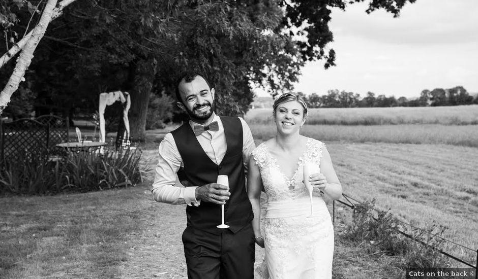 Le mariage de Yohann et Carine à Briare, Loiret