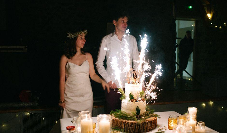 Le mariage de Léopold et Emilie à Le Chambon-sur-Lignon, Haute-Loire