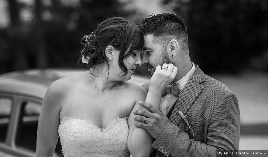 Le mariage de Julien et Pauline à Pujaut, Gard