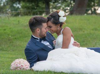 Le mariage de Mathieu et Laure