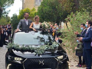 Le mariage de Damien et Krystel