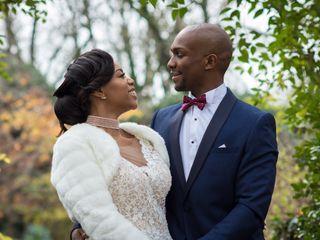 Le mariage de Alyssa  et Ritchie
