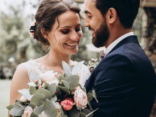 Le mariage de Lucie et Richard