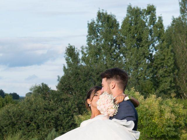 Le mariage de Laure et Mathieu à Vénès, Tarn 11