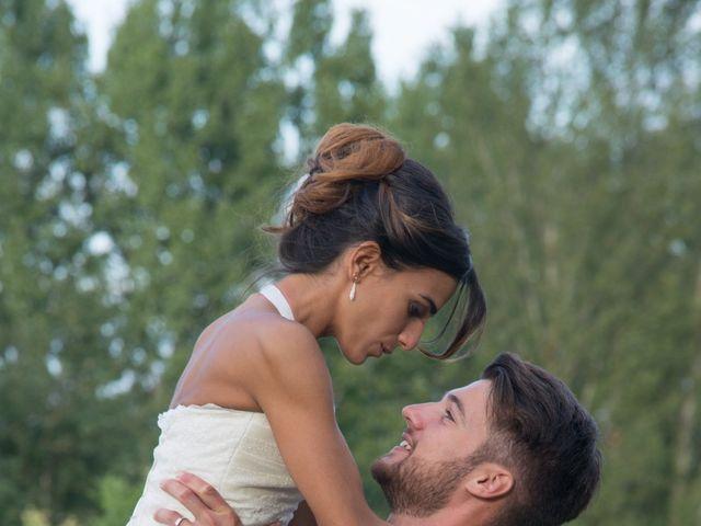 Le mariage de Laure et Mathieu à Vénès, Tarn 13